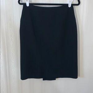 Elie Tahari black pencil skirt size 8